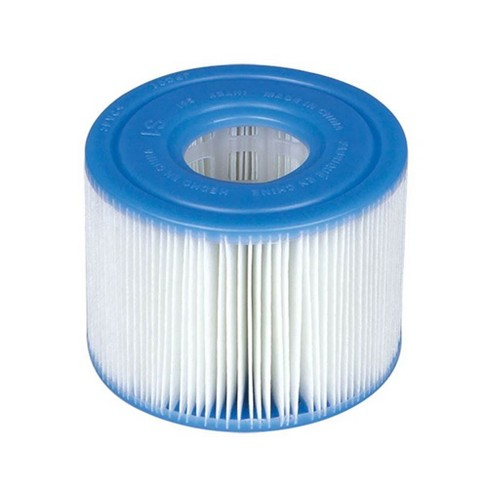 Intex PureSpa Type S1 Easy Set Pool Filter Replacement Cartridges (16 Filters) - image 1 of 4