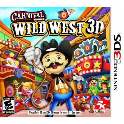 Carnival Games: Wild West 3DS