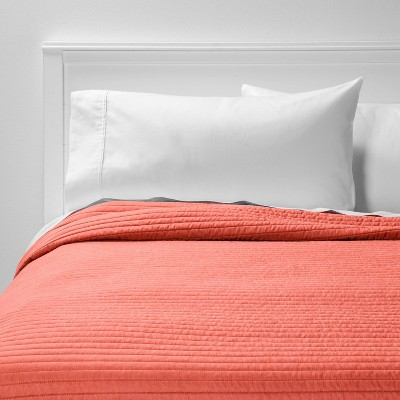 Garment Washed Microfiber Quilt - Room Essentials™