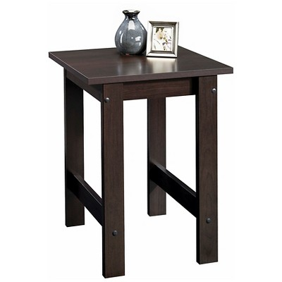 Beginnings End Table - Cinnamon Cherry - Sauder