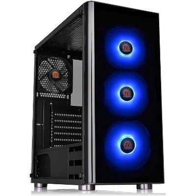 Thermaltake V200 Tempered Glass RGB ATX Mid-Tower Computer Case