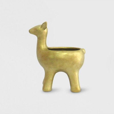 Novelty Planter Standing Figural Gold - Opalhouse™