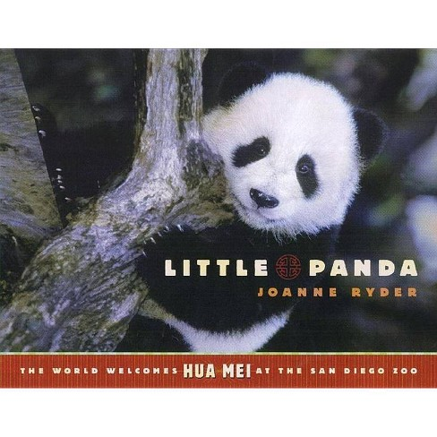 Little Panda - by  Joanne Ryder (Hardcover) - image 1 of 1