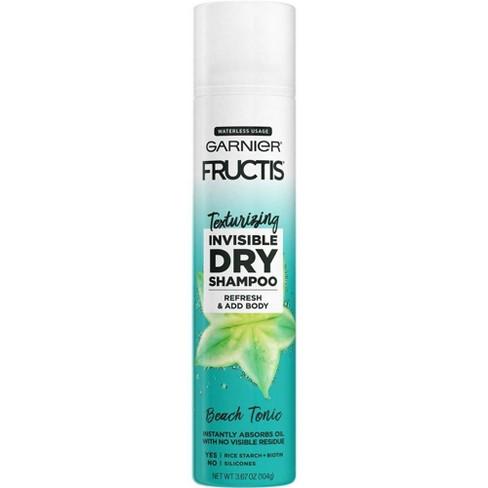 Garnier Fructis Texturizing Invisible Dry Shampoo - Beach Tonic - 3.67 fl oz - image 1 of 4