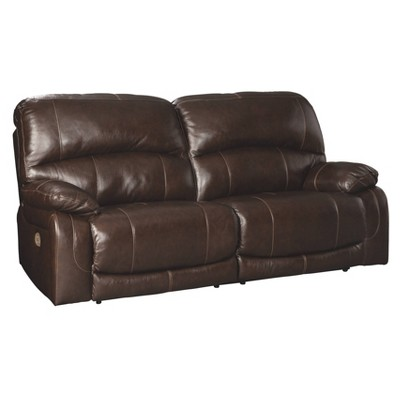 Hallstrung Two Seat Reclining Power Sofa - Signature Design by Ashley