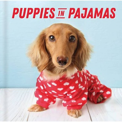 Puppies in Pajamas (Hardcover)