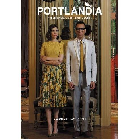 Portlandia: Season Six (DVD) - image 1 of 1