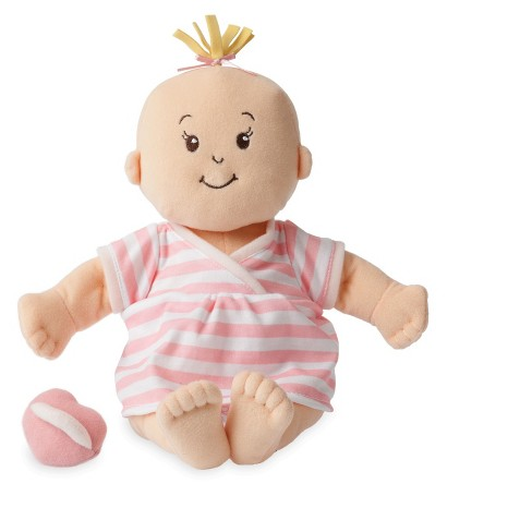 Manhattan Toy Baby Stella Baby Doll - Peach - image 1 of 5