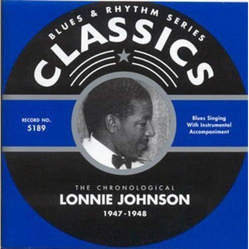 Lonnie Johnson - 1947-48 (CD) - image 1 of 1