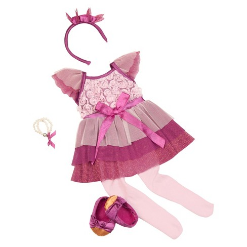 Our Generation Deluxe Outfit - Twinkle Rose - image 1 of 3