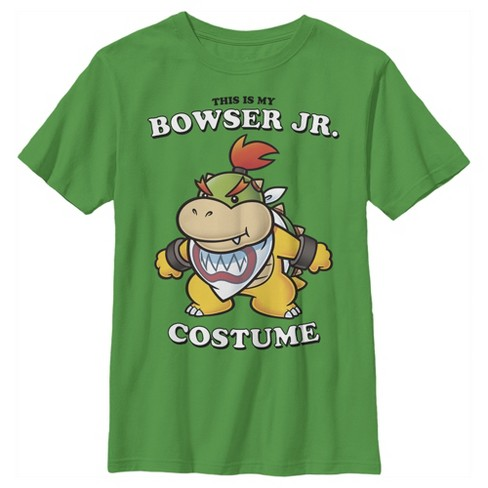 Boy's Nintendo Bowser Jr. Costume T-Shirt - image 1 of 1