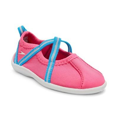 Speedo Toddler Girls' Mary Jane Water Shoes - Taffy