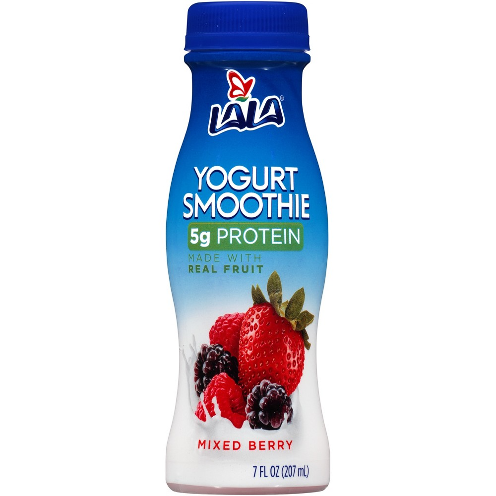 LaLa Mixed Berry Yogurt Smoothie - 7 fl oz