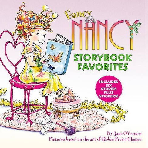 Fancy Nancy Storybook Favorites - by  Jane O'Connor (Hardcover) - image 1 of 1