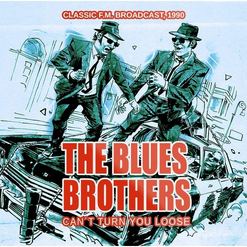 Blues Brothers - Can't Turn You Loose (CD) - image 1 of 1