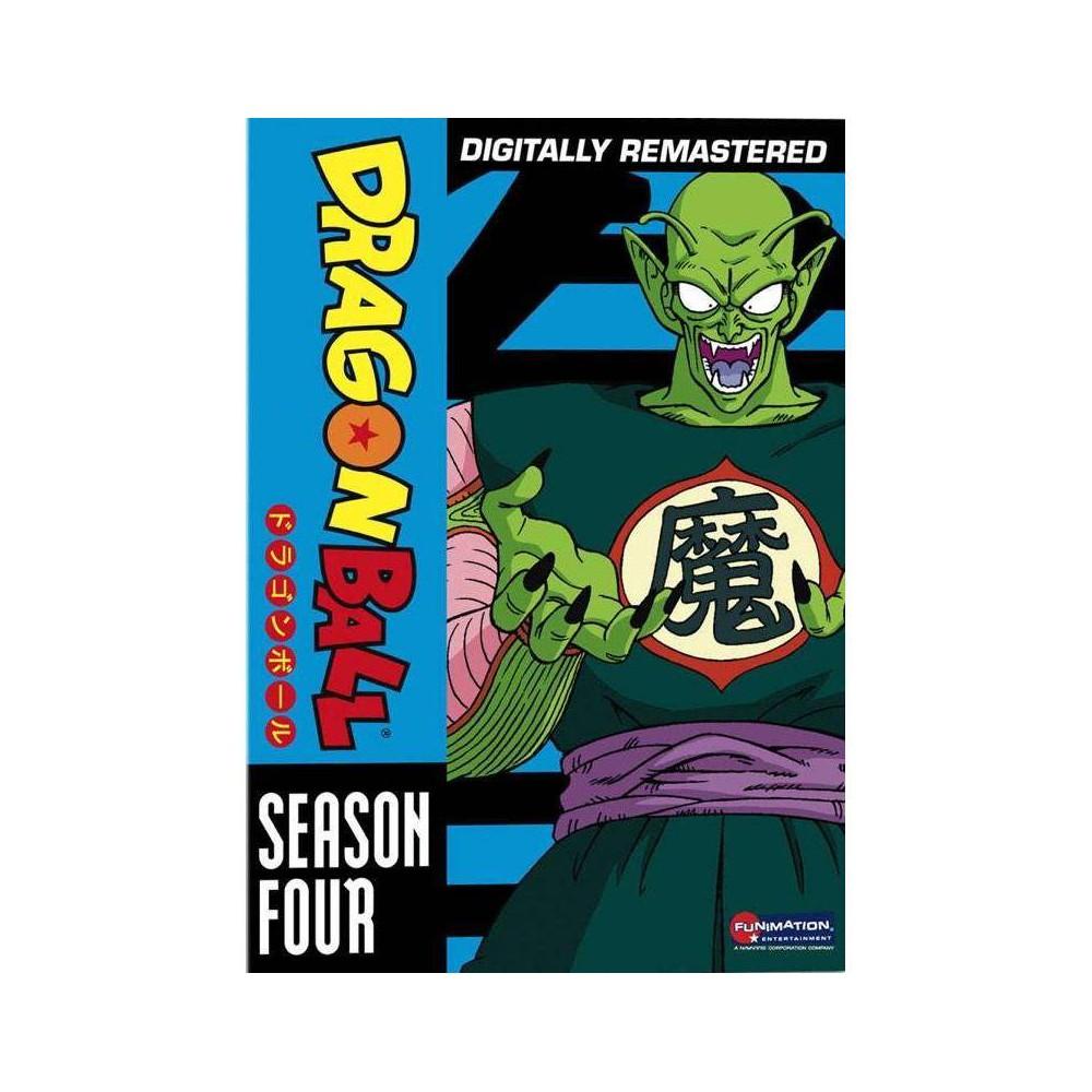 Dragon Ball Season 4 Dvd 2010