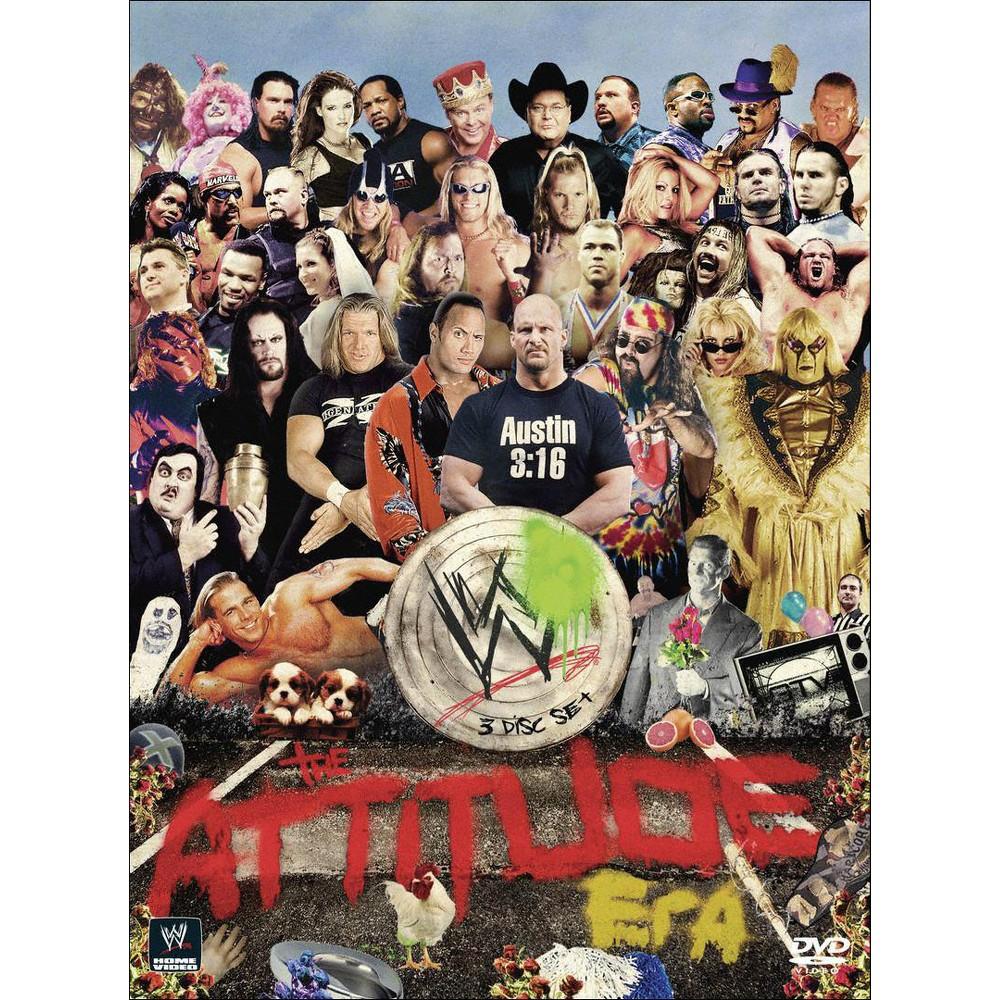 Wwe: The Attitude Era [3 Discs]