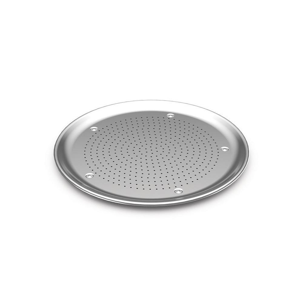 Nordic Ware AirBake Non-Stick Large Pizza Pan Silver