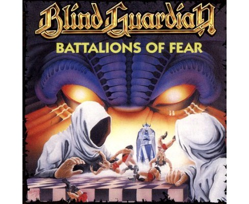 Blind Guardian - Battalions Of Fear (CD) - image 1 of 1