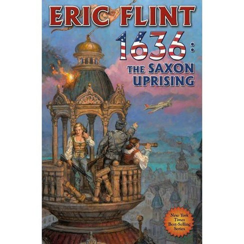 1636 - (Ring of Fire) by  Eric Flint (Hardcover) - image 1 of 1