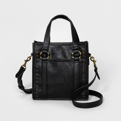 Midi Crossbody Bag With Studs – Universal Thread™ Black – Target ... 12a44bc80451e