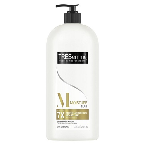 TRESemme Moisture Rich Luxurious Conditioner with Pump - 39 fl oz - image 1 of 2