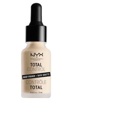 NYX Professional Makeup Total Control Drop Primer - 0.44 fl oz
