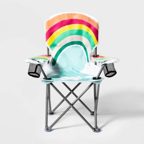Rainbow Character Kids' Chair - Sun Squad™ - image 1 of 4