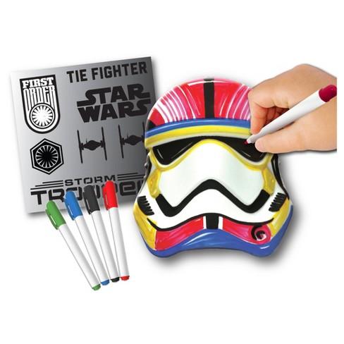 Star Wars Design A Vinyl Stormtrooper Multi Colored Target