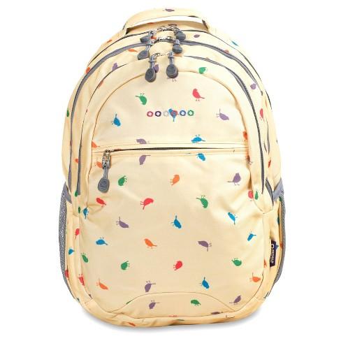 """JWorld 19"""" Cornelia Laptop Backpack - Tweet - image 1 of 5"""