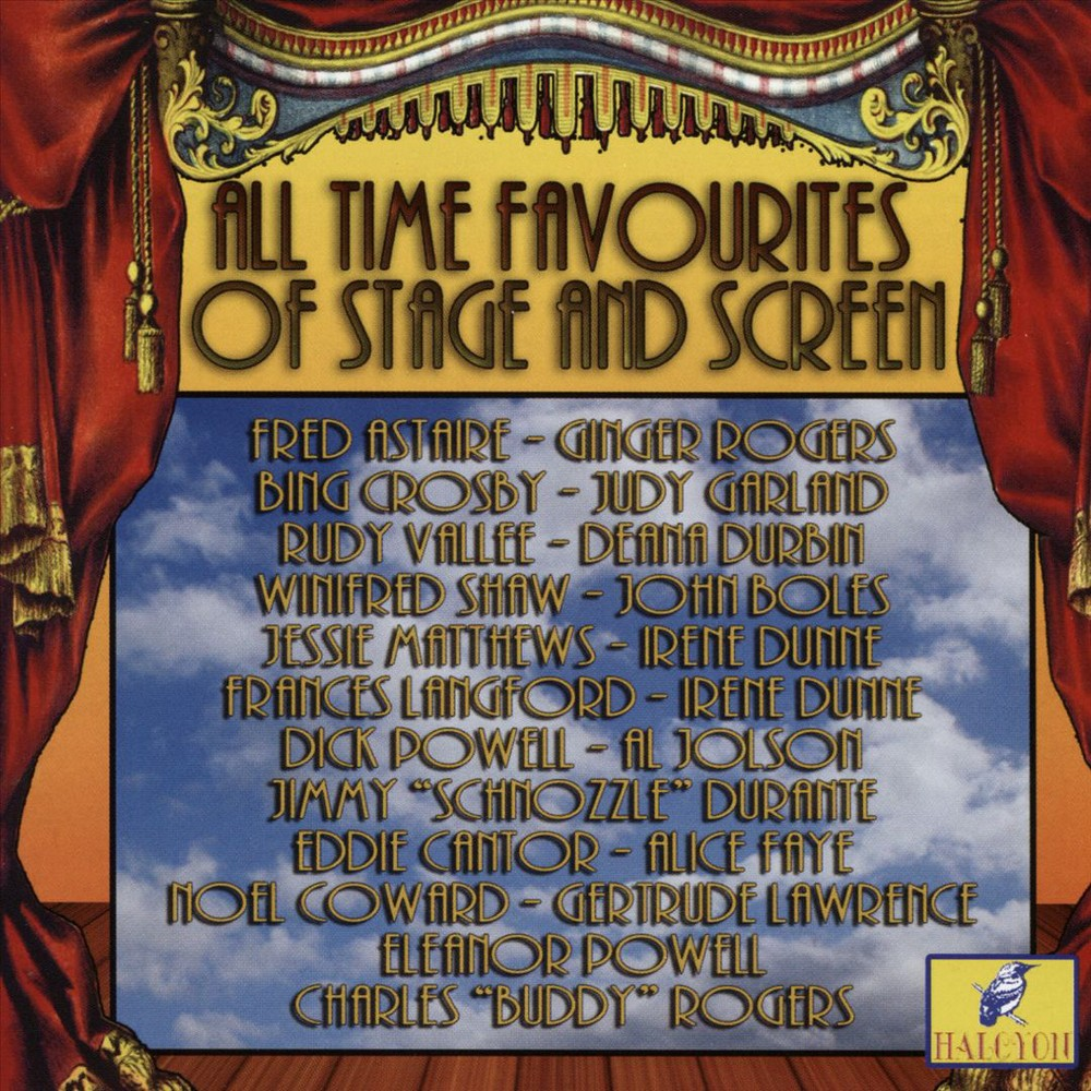 Various - All Time Favorites Of Stage And Scree (CD)
