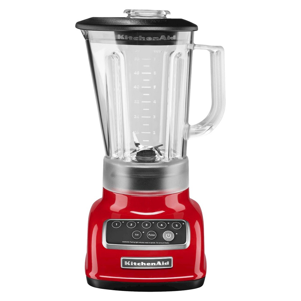 KitchenAid Multifunction 56oz 5-Speed Blender – Red KSB1570 14871997