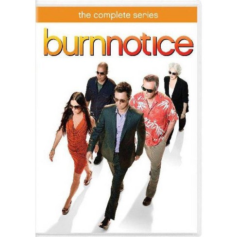 Burn Notice: The Complete Series (DVD) - image 1 of 1