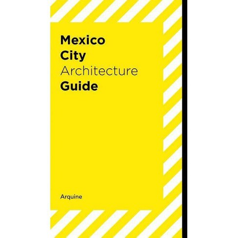 Mexico City Architecture Guide - (Paperback) - image 1 of 1