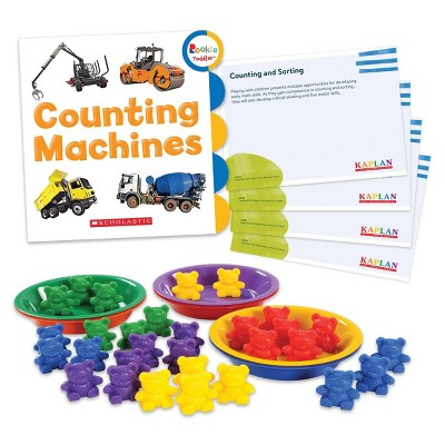 Kaplan Early Learning Counting and Sorting Learning Kit  - Bilingual