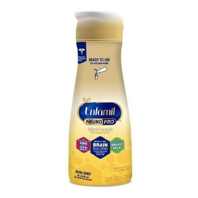 Enfamil NeuroPro Infant Formula Ready to Use - 32 fl oz