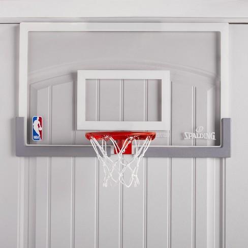 Spalding NBA Breakaway 180 Over-the-Door Basketball Hoop Set - image 1 of 4
