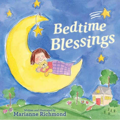 Bedtime Blessings - by  Marianne Richmond (Board_book) - image 1 of 1