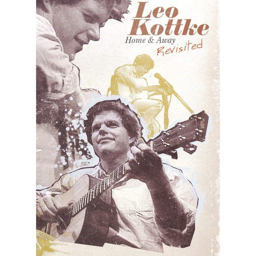 Leo Kottke:Home & Away Revisited (Dvd)