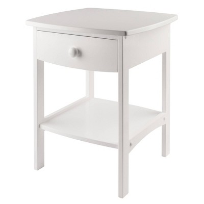 Claire Accent Table White - Winsome