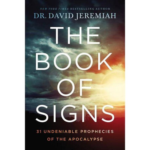 The Book of Signs - by  David Jeremiah (Paperback) - image 1 of 1