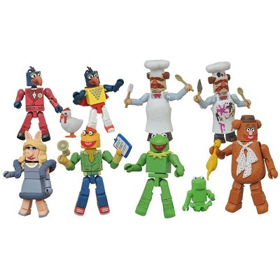 Diamond Comic Distributors, Inc. Muppets Minimates Series 1, Sealed Case of 12