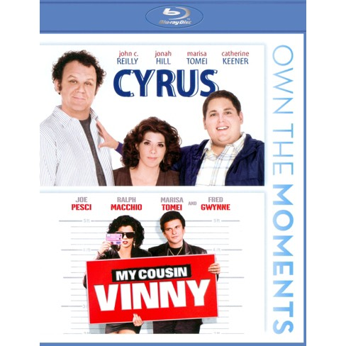 Cyrus / My Cousin Vinny (Blu-ray) - image 1 of 1