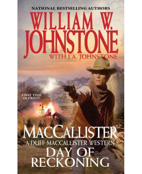 Day of Reckoning (Paperback) (William W. Johnstone) - image 1 of 1