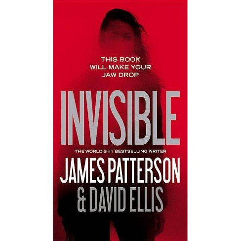 Invisible (Paperback) by James Patterson - image 1 of 1
