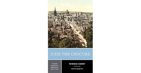 Jude the Obscure (Paperback) (Thomas Hardy) - image 1 of 1