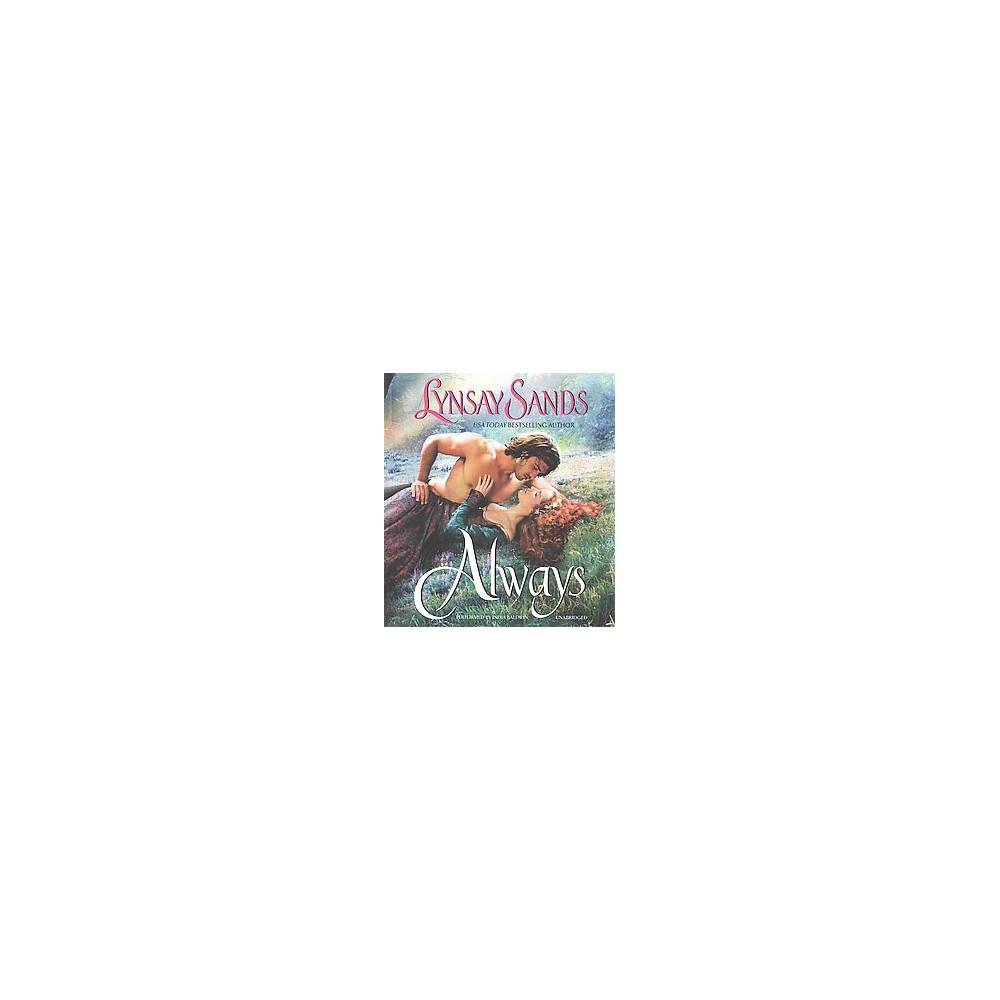 Always (Unabridged) (CD/Spoken Word) (Lynsay Sands)