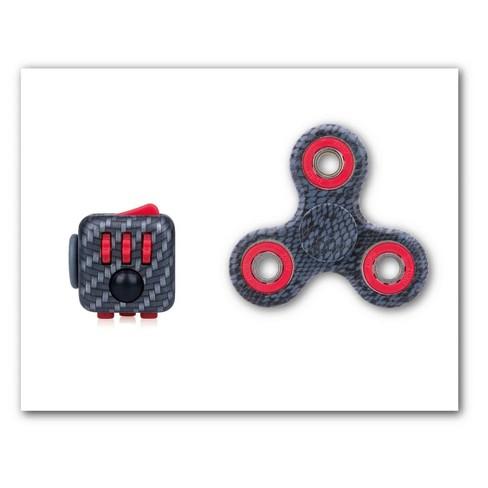 Zuru Fidget Spinner/ Cube Combo Pack - Multicolored - image 1 of 1