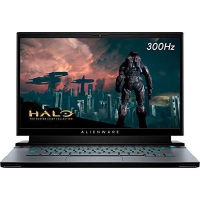 "Alienware m15 R3 Gaming Laptop, Core i7-10750H, NVIDIA RTX 2070 Super, 15.6"" Full HD 300Hz Display, 16GB RAM, 512GB SSD"