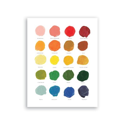 Clementine Kids Color Mixing Art